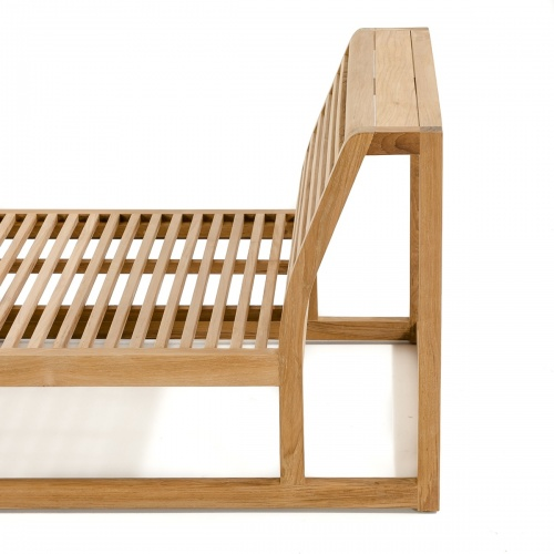 Maya Chaise Frame - Picture F