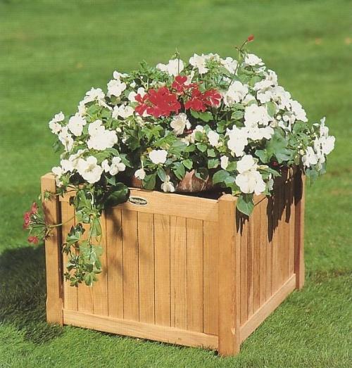 Classic Planter 20x20 - Picture B
