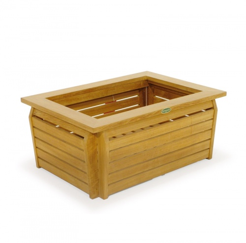 Westminster Rectangular Planter 20x28 - Picture A