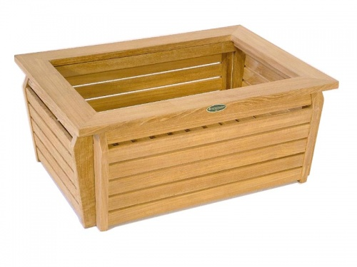 Westminster Rectangular Planter 20x28 - Picture B