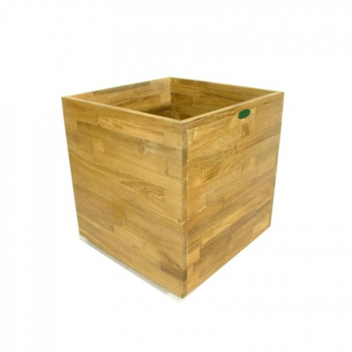 Westminster Square Planter 15.75 x 15.75 - Picture A