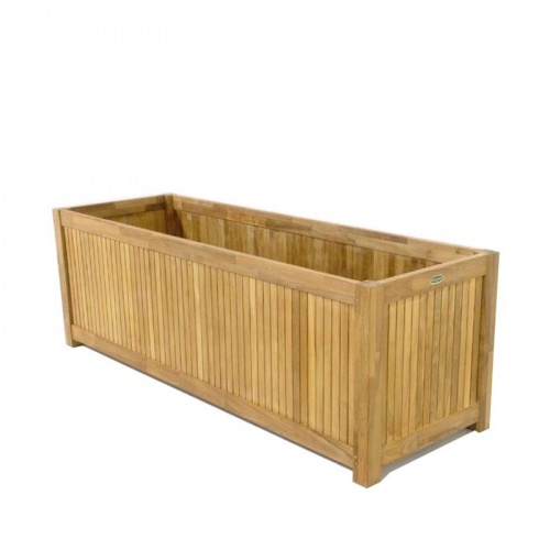 Westminster Rectangular Planter 20x48 - Picture A