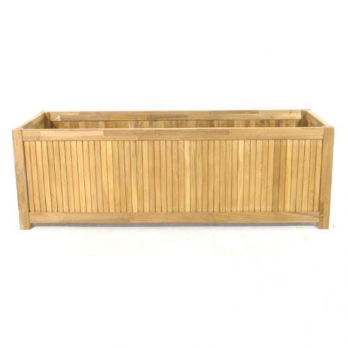 Westminster Rectangular Planter 20x48 - Picture B