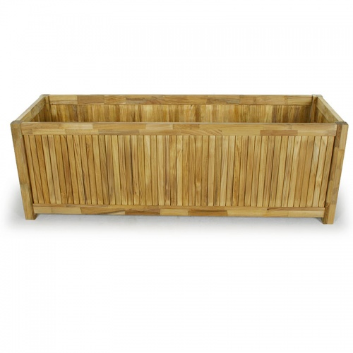 Westminster Rectangular Planter 20x60 - Picture B
