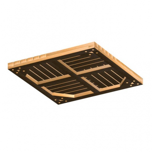 Teak Bath Mat - Picture H