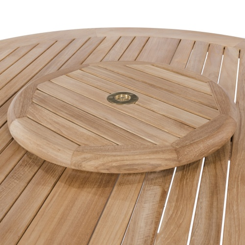 patio furniture lazy susan