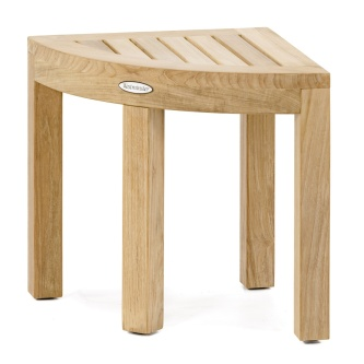 Pacifica Corner Spa Stool