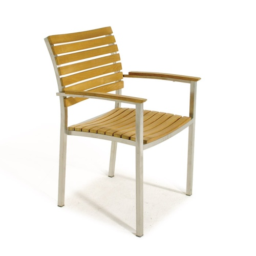 Vogue Stackable Dining Chair - Picture E