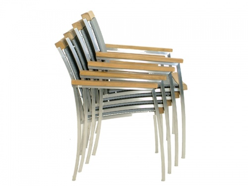 SS Kelly Stackable Armchair - Picture B