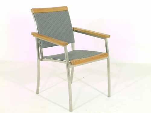 SS Kelly Stackable Armchair - Picture E