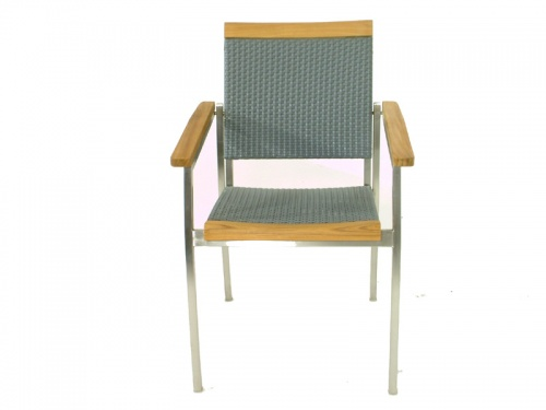 SS Kelly Stackable Armchair - Picture F