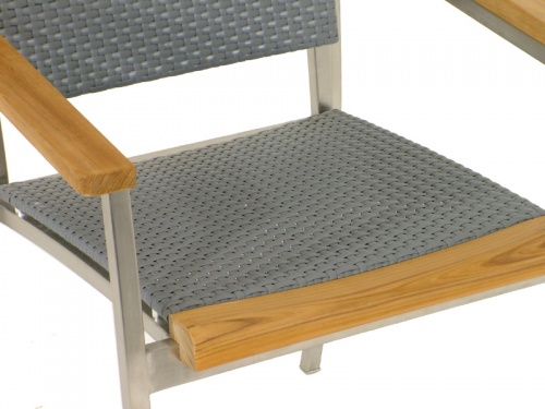 SS Kelly Stackable Armchair - Picture G