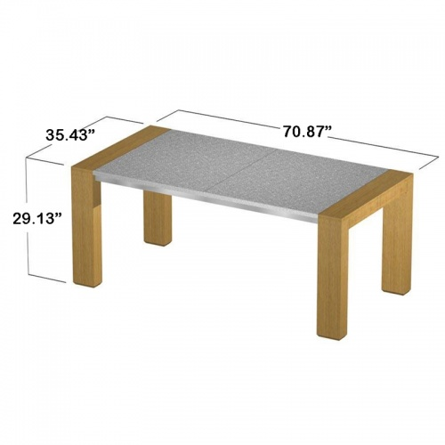 Westminster Granite Table - Picture K