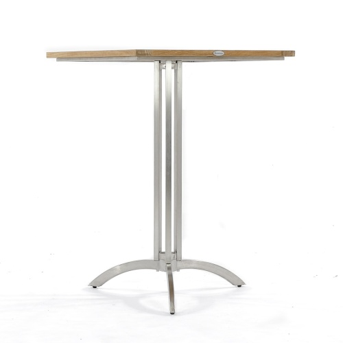 square high bar tables