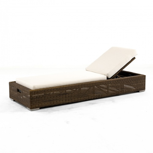 Malaga Chaise Lounger - Picture C
