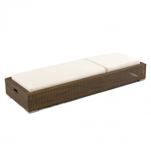 Malaga Chaise Lounger - Picture D