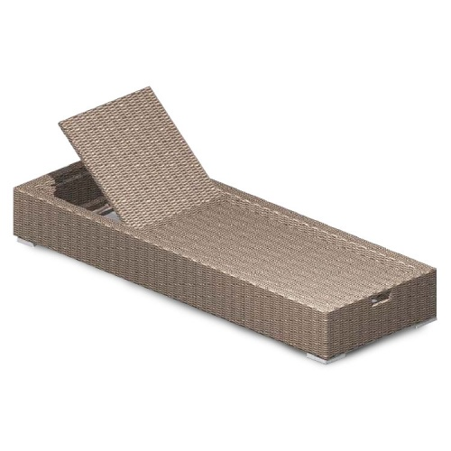 Chaise Lounger - Picture A