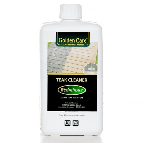 Golden Care Teak Cleaner - Picture A