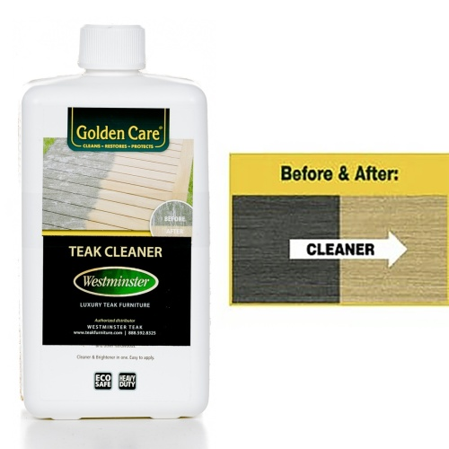 Teak Cleaner For Wood And Teak Outdoor Furniture