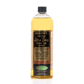 Amazon's Lite N Easy Teak Oil 32oz
