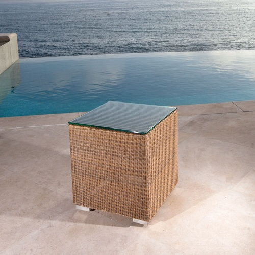 Malaga Side Table - Picture A