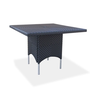 Valencia Square Wicker Table