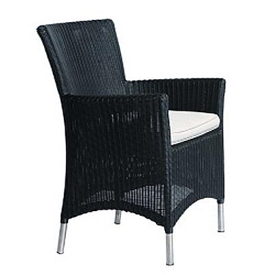 Valencia Woven Armchair - Picture A