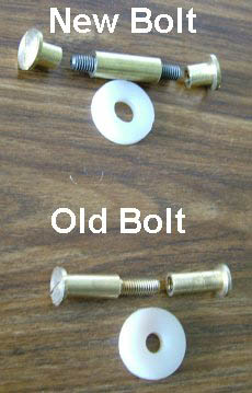 Replacement Parasol Arm Bolts Westminster Teak
