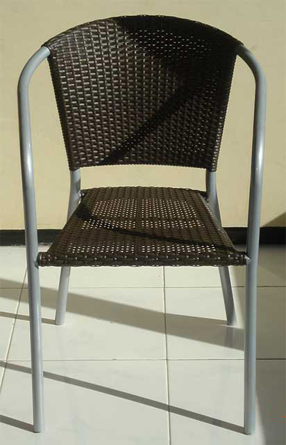 Luna Armchair (Rattan) - Picture C