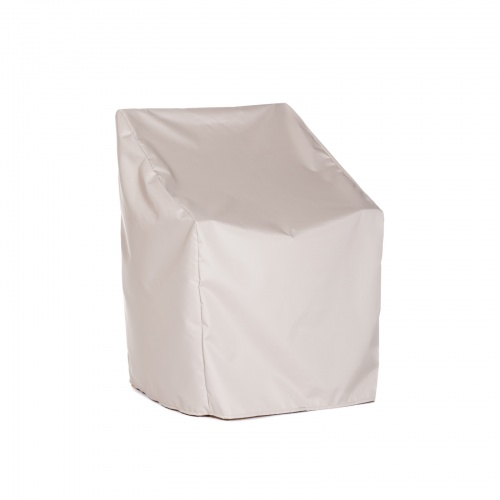 26 w x 23.5 d x 35 h Dining Chair Cover - Picture A