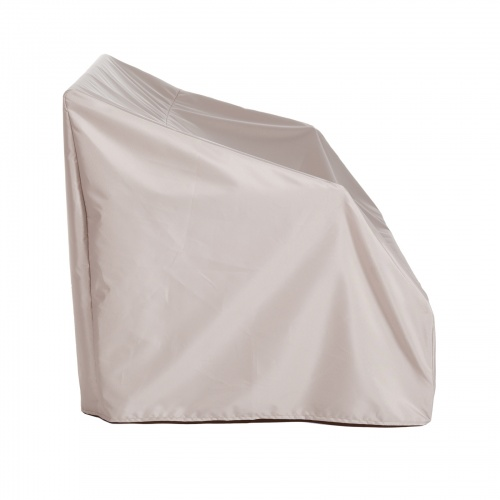 50 L x 25 d x 35 h Veranda Bench Cover - Picture B