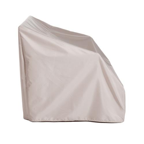 62 w x 23.5 d x 35 h h Veranda Bench Cover - Picture B