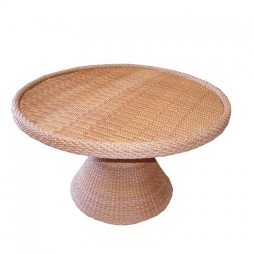 indoor rattan tables