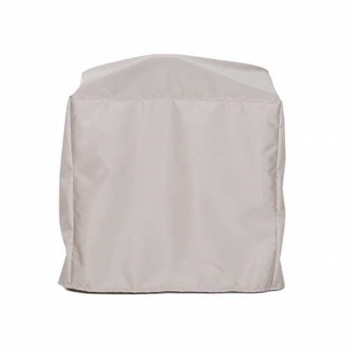 20.75 w x 20.75 d x 16.75 h Vogue End Table Cover - Picture A