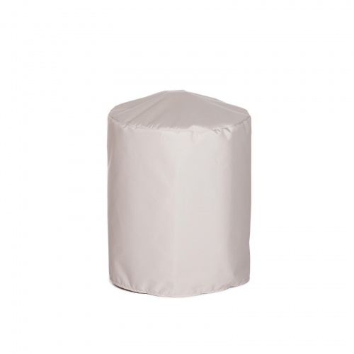 17 diameter x 16 h Saloma Side Table Cover - Picture A