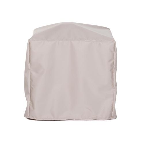 Veranda 6 ft Square Table Cover - Picture A