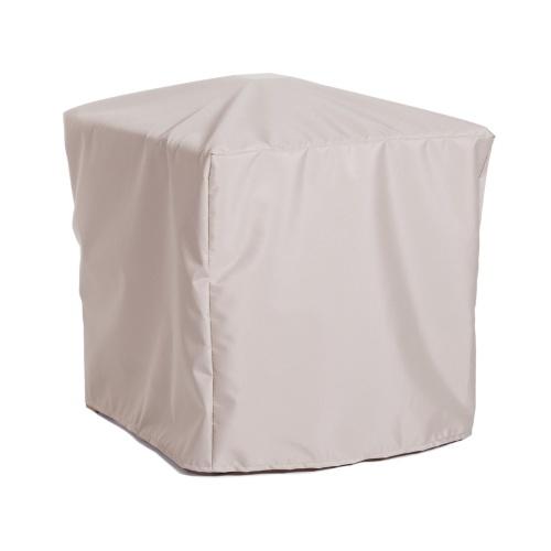Veranda 6 ft Square Table Cover - Picture B