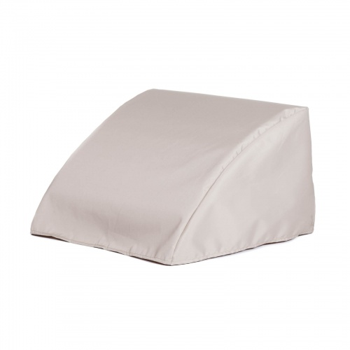 22 w x 29 d x 13.5 h Ottoman Cover - Picture A