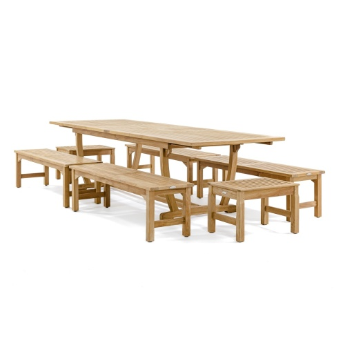 high end picnic table