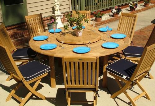 luxury outdoor wood furniture