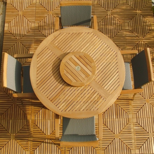 Grand Hyatt  SS Kelly Stacking Armchair set - Picture B