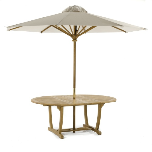 5 pc Martinique Oval Dining Set - Picture M