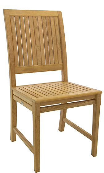Hyatt  Silla Teak Dining Set - Picture B
