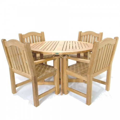 Barbuda Mayfair teak furniture Set - Picture A