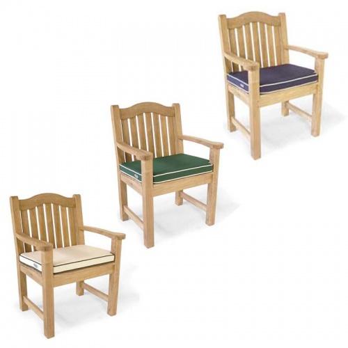 Barbuda Mayfair teak furniture Set - Picture E