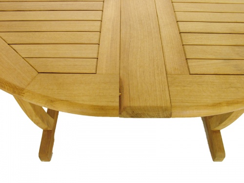 Teak Special Dining Set - Picture B