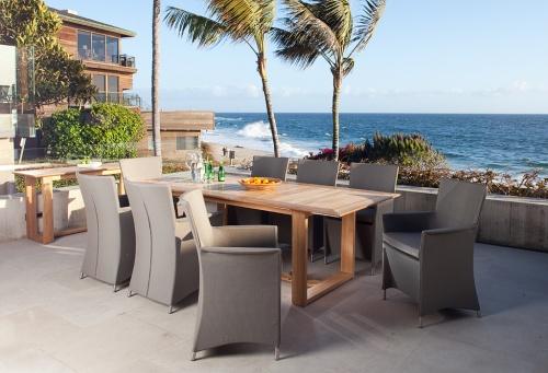 teak outdoor dining sets