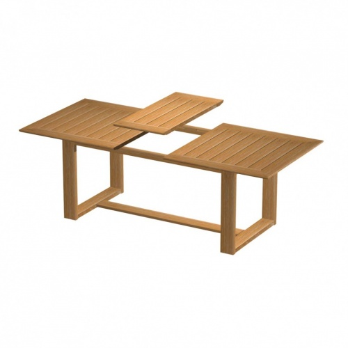 Horizon Extendable Teak Dining Set - Picture J