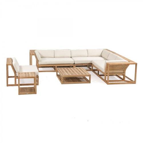 conversation patio sets teak