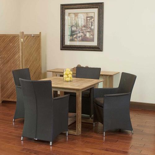 danish indoor teak dining sets
